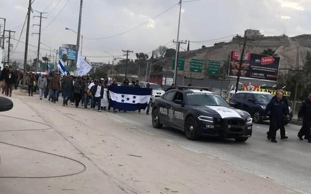 Consulado de EE.UU. en Tijuana agradece protección de la Policía Federal - Tijuana