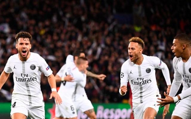 PSG es campeón de invierno en la Ligue 1 - Foto de AFP