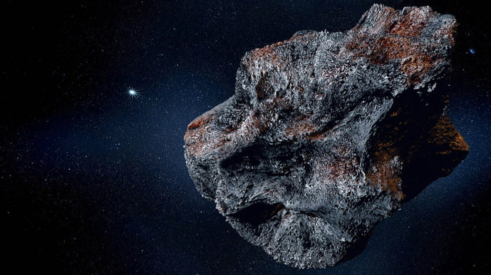 Analizan posibilidad de explotar recursos naturales en el espacio - Foto de Space Resources