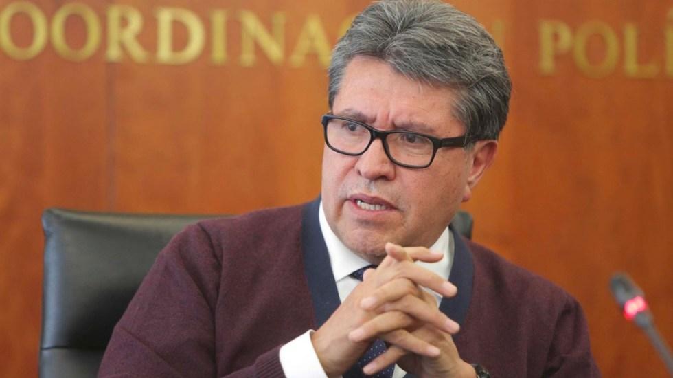 Guardia Nacional se revisará en próximo periodo ordinario: Monreal - Ricardo Monreal reforma educativa Senado Fepade
