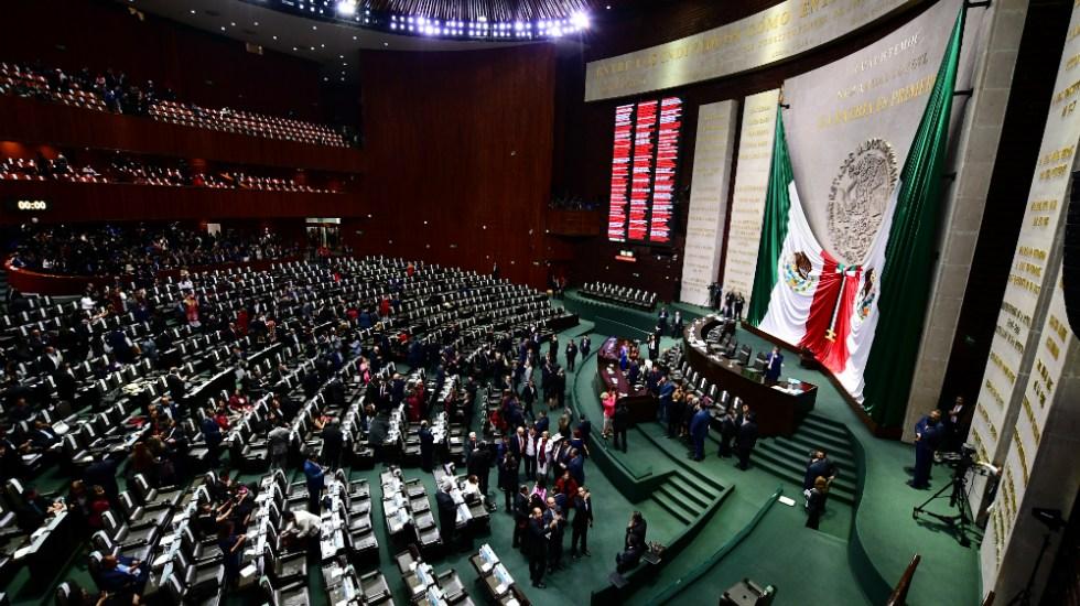 Diputados reciben iniciativa para derogar la Reforma Educativa - inician audiencias en san lazaro sobre guardia nacional