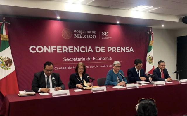 México listo para ratificación del T-MEC - Foto de Twitter Secretaría de Economía