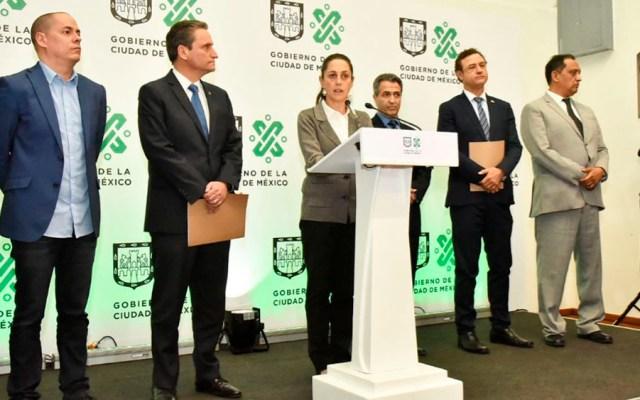 Sheinbaum entrega propuesta a empresarios contra corrupción - Foto de @Claudiashein