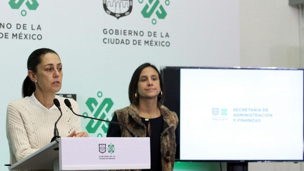 Presupuesto de Ciudad de México contempla ahorro de 25 mil mdp: Sheinbaum - Foto de Notimex