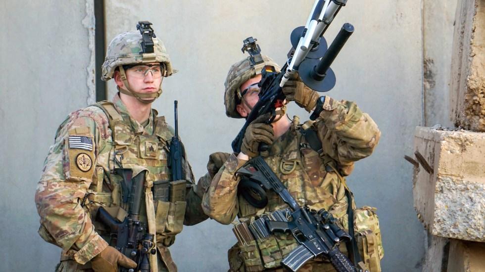 Senado de EE.UU. se opone al retiro de tropas de Siria - Foto de US Army