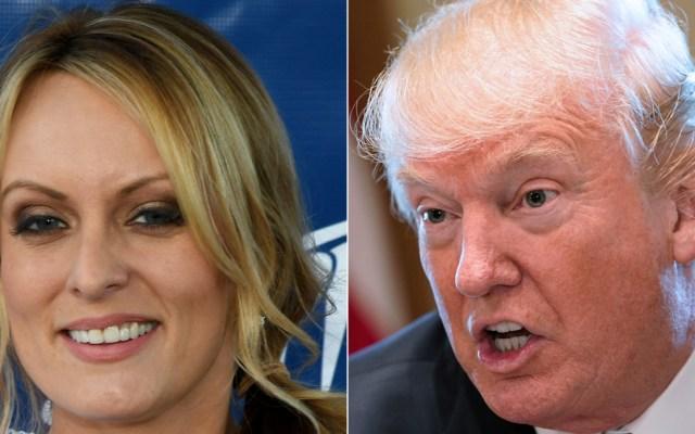 Stormy Daniels tendrá que pagar más de 293 mil dólares a Donald Trump - Foto de AFP