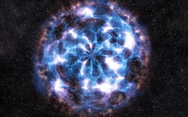 Descubren supernova que causó cambios en la Tierra - Foto de internet