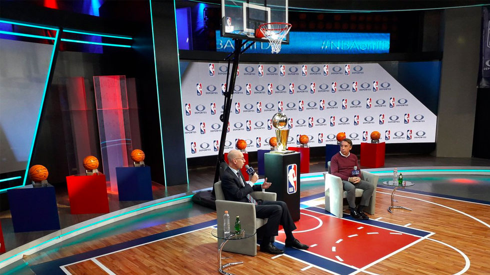 La NBA tiene grandes proyectos en puerta para México