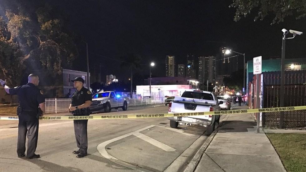 Tiroteo afuera de licorería en Miami deja cinco lesionados - licorería