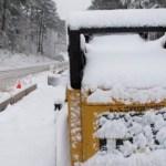 Tormenta invernal David deja sin luz a 250 mil estadounidenses - Tormenta de nieve en Estados Unidos. Foto de Twitter