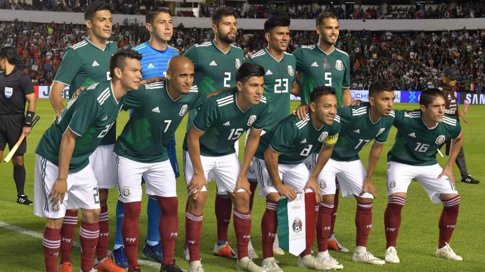 Anuncia Tricolor primeros amistosos del 2019 - Foto de Mexsport