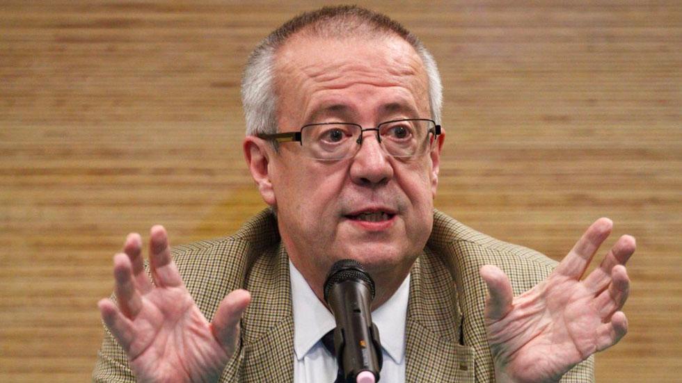 Urzúa entregará el sábado a diputados el paquete económico 2019 - Carlos Urzúa. Foto de El Financiero