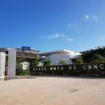 Una zona arqueológica poco visitada en el corazón turístico de Cancún - Foto de López-Dóriga Digital.