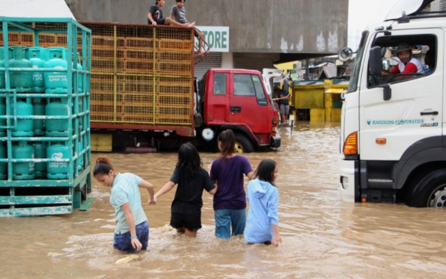 Cifra de muertos por tormenta en Filipinas sube a 126 - Foto de AFP