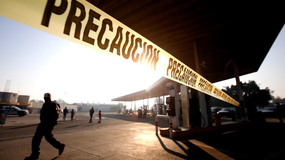 Reitera Silvano Aureoles: Director de Pemex no responde oficios ni llamadas - Desabasto de gasolina en México. Foto de AFP.