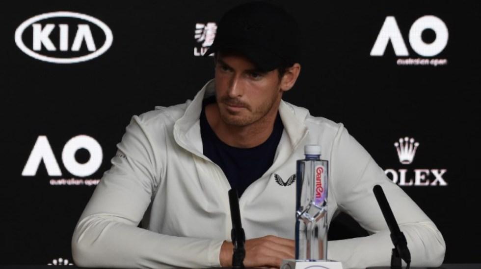 """""""Lo di todo, pero no fue suficiente"""": Andy Murray - Murray se despide del tenis tras ser eliminado"""