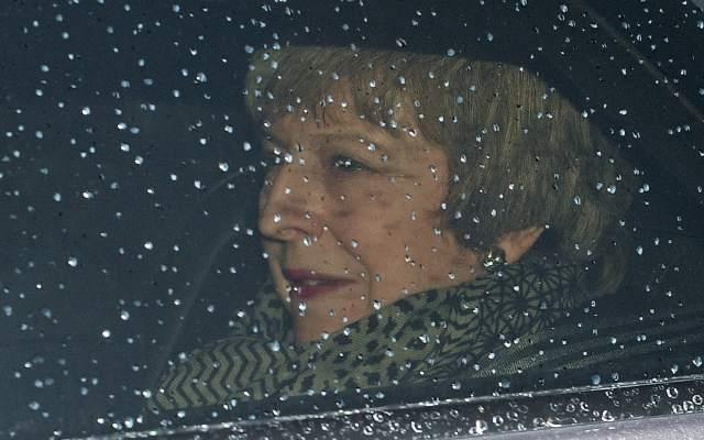 Theresa May sobrevive a moción de censura. - La moción de censura presentada por el opositor Partido Laborista fue rechazada por 325 diputados. Foto de AFP.