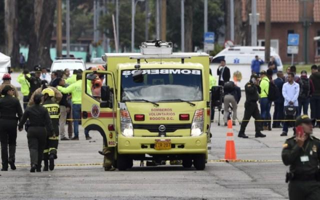 Identifican a atacante de estación de policía en Bogotá - Identifican a autor del atentado terrorista en bogotá