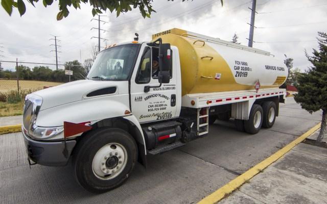 Canacar inicia distribución de gasolina en el Valle de México - Canacar suministra combustible al valle de méxico