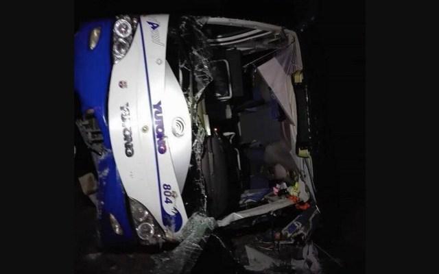Al menos 7 muertos y 33 heridos por volcadura de camión en Cuba - Foto de Twitter