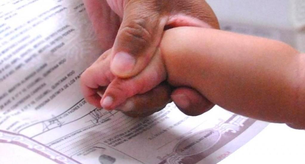 Más de un millón de mexicanos no tienen registro de nacimiento. Noticias en tiempo real