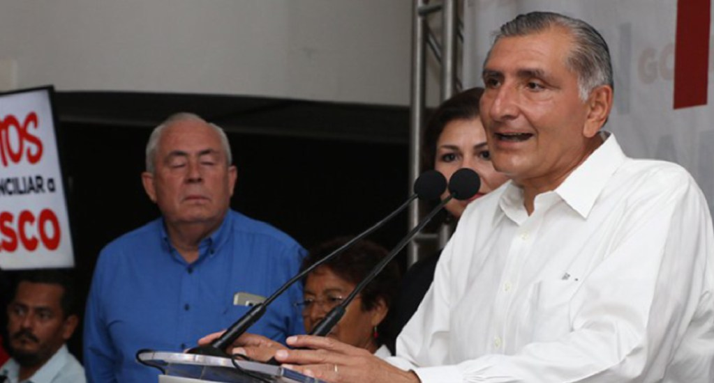 Gobernador de Tabasco niega nepotismo en designación de hermano de AMLO - niegan nepotismo en nombramiento de hermano de amlo