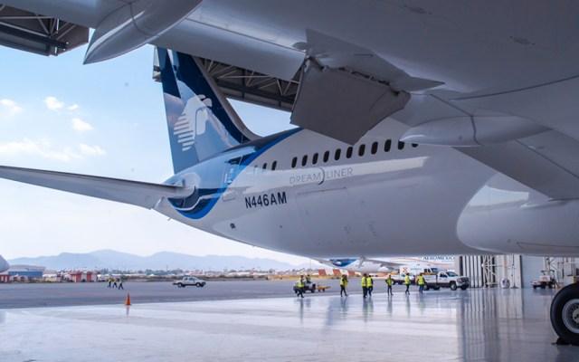 Niega SCJN amparo a Aeroméxico por Ley de Aviación Civil - Foto de Aeroméxico