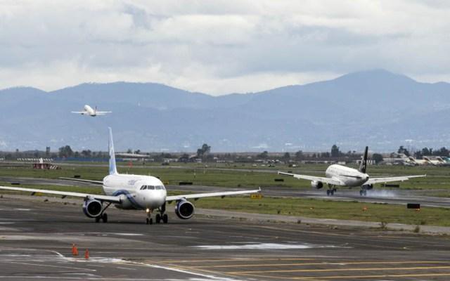 AICM transportó a más de 43 millones de pasajeros en 2018 - AICM registra en enero su menor crecimiento en ocho años