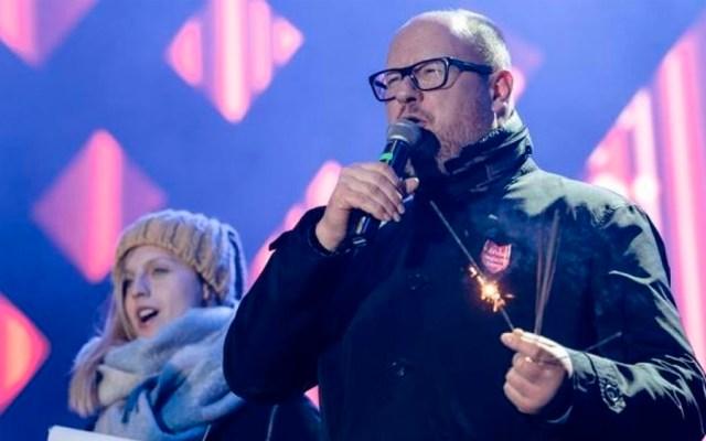 Muere alcalde polaco tras ser apuñalado en acto público - Pawel Adamowicz. Foto de internet