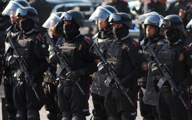 Alcaldes de Nuevo León piden la creación de la Guardia Nacional - Alcaldes piden la formación de la Guardia Nacional