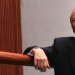 Tatiana Clouthier felicita a Gertz Manero aún sin ser nombrado fiscal - Alejandro Gertz Manero. Foto de Internet