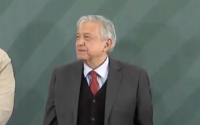 Mensaje de López Obrador desde Zacatecas