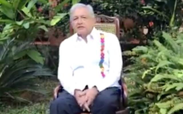 López Obrador desea feliz inicio de 2019