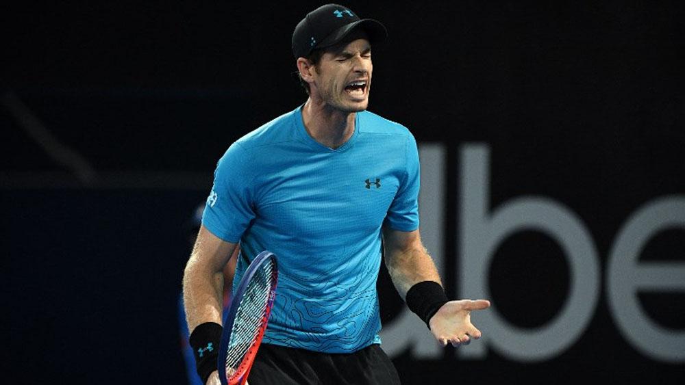 Andy Murray quiere seguir jugando tras operación en la cadera - Foto de AFP