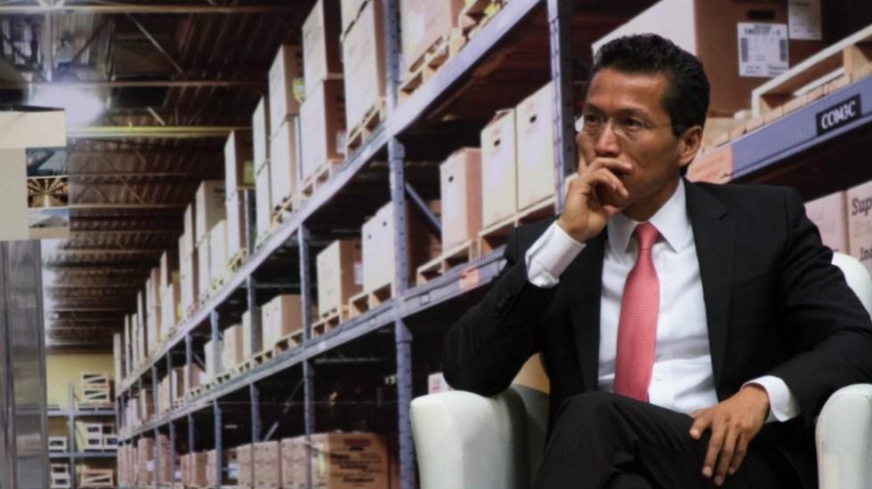 Aristóteles Núñez se despide de Twitter - Aristóteles Núñez, exjefe del SAT. Foto de Cuartoscuro.