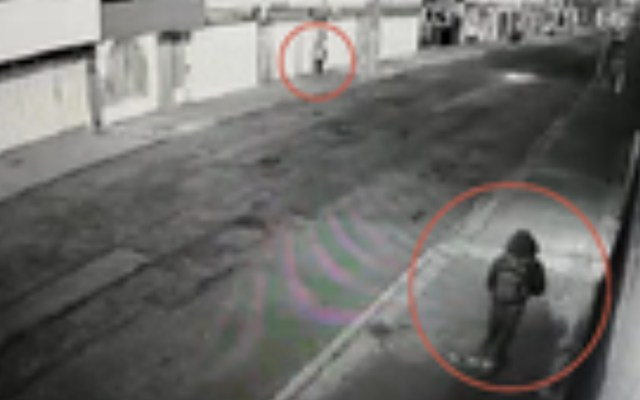 #Video Roban a estudiante cerca de Ciudad Universitaria en Puebla - Captura de Pantalla