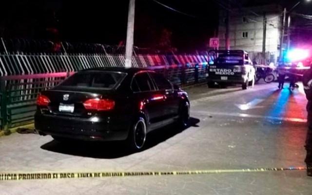 Asesinan a cinco personas en el Valle de México - Foto de @luismanuelveloz