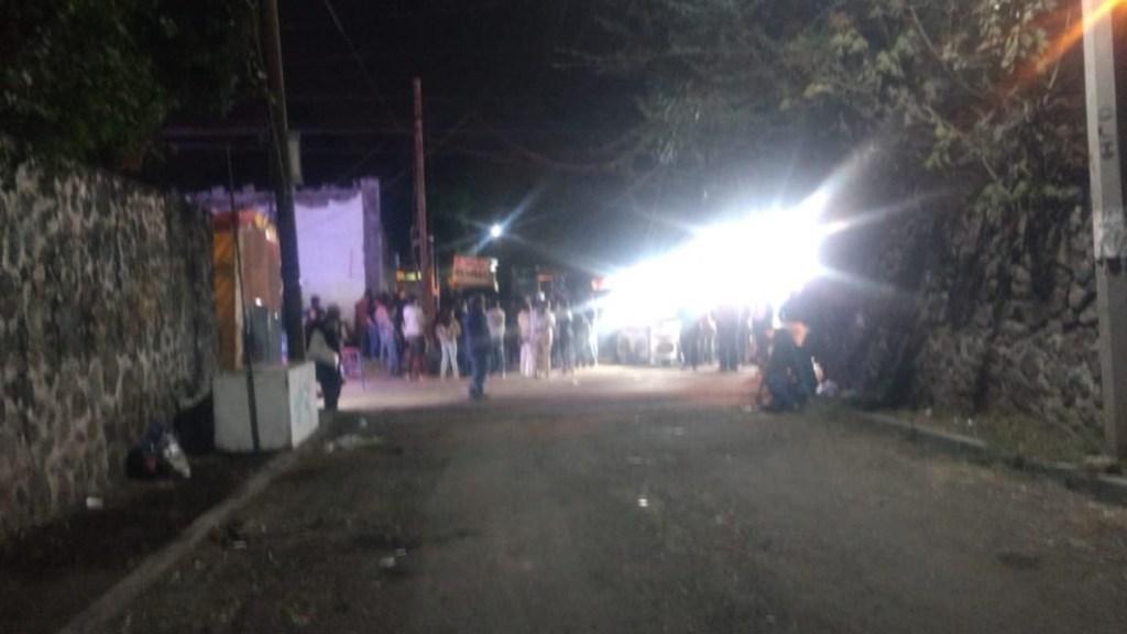 Asesinan a cuatro personas durante festejo guadalupano en Morelos - Asesinan a 5 personas en yautepec, morelos
