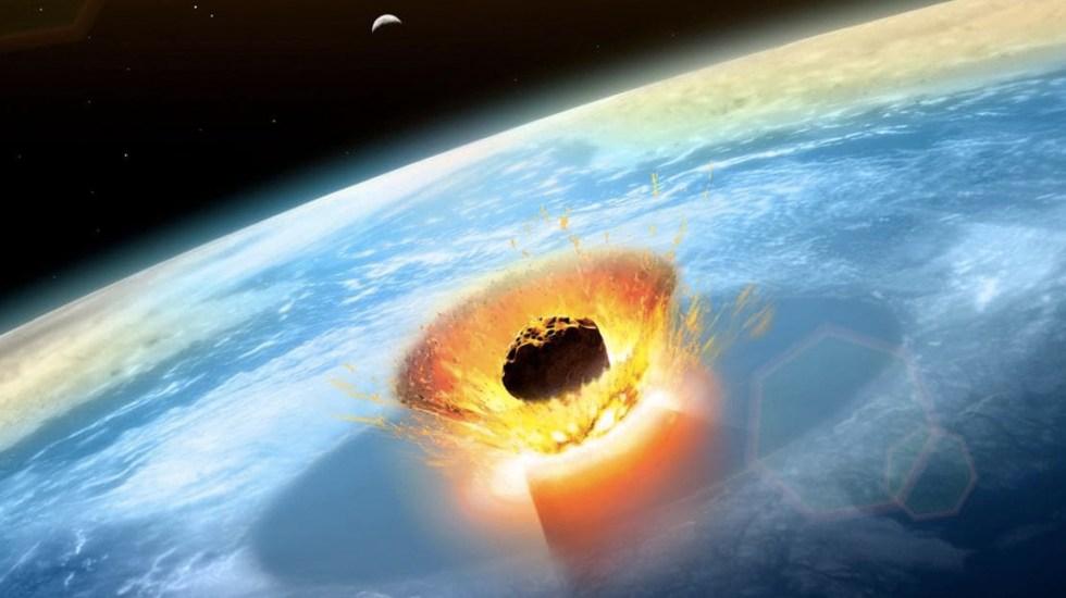Impacto de asteroide en Yucatán provocó un enorme tsunami global - Foto de National Geographic