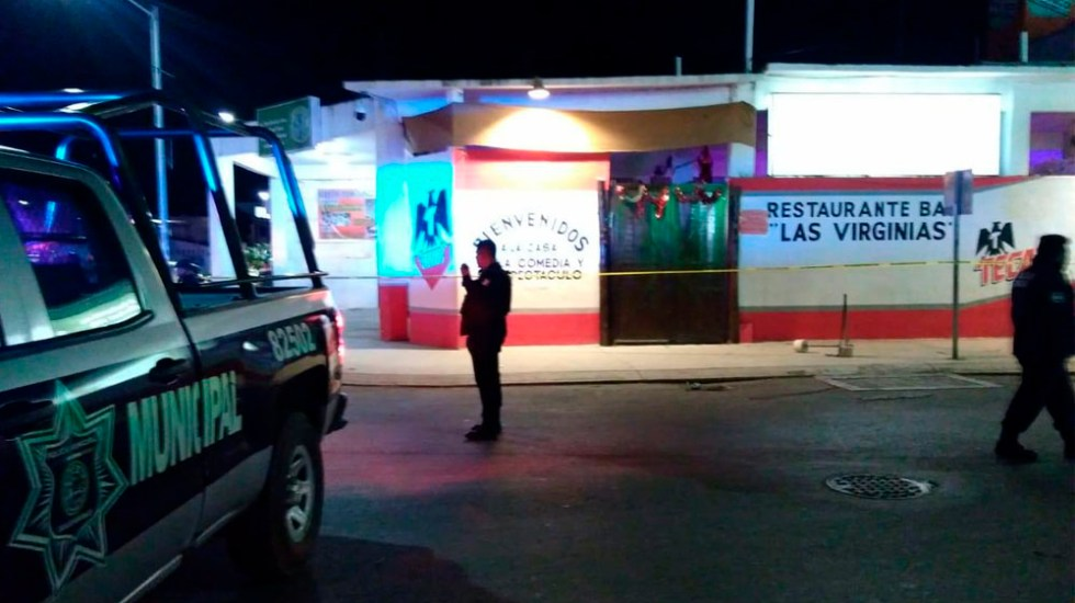 Ataque deja siete muertos en bar de Playa del Carmen - Foto Especial