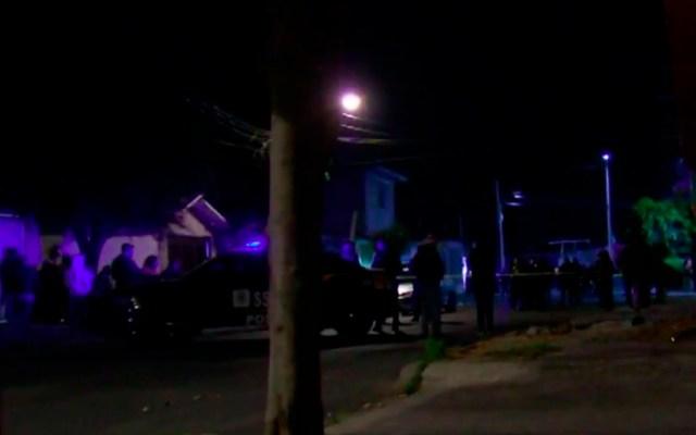 Ataque armado deja cuatro muertos en Tláhuac - Foto de Noticieros Televisa