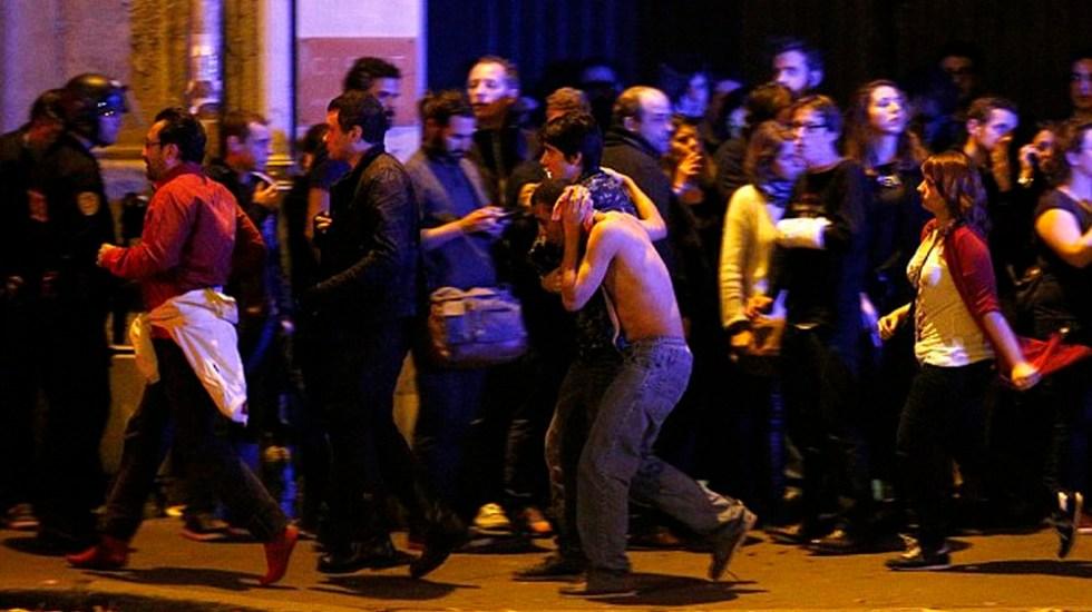 Detienen en Bélgica a sospechoso de atentados de 2015 en París - Foto de EPA