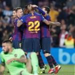 Barcelona continuará en la Copa del Rey tras denuncia del Levante - Foto de @FCBarcelona_es