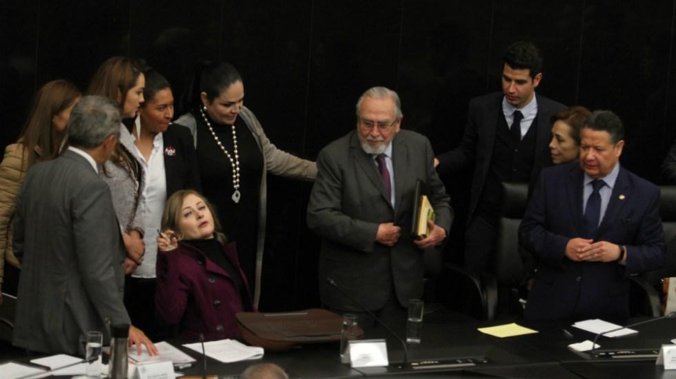 Sería un fiscal autónomo: Bernardo Bátiz ante senadores - Foto de Notimex
