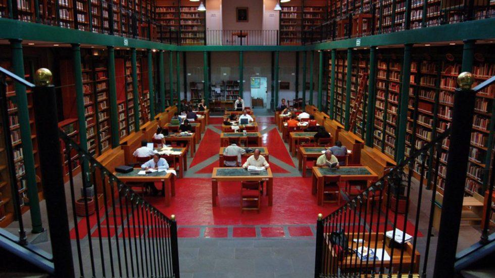 Biblioteca de México, conjunto de infinitos - Foto: Juan Toledo