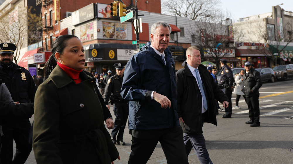 Nueva York subvencionará acceso a salud de los migrantes indocumentados - Foto de AFP