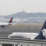 Solo cinco empresas participan para rehabilitar pista del AICM - incremento precios boletos de avion