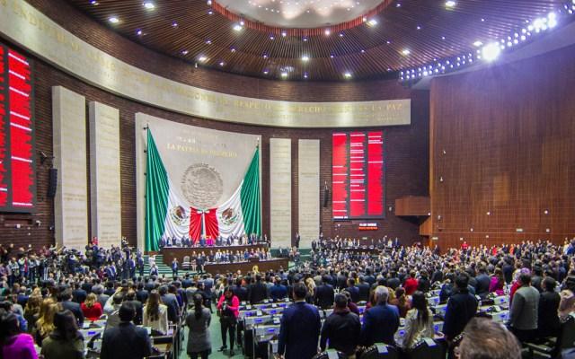 Diputados opositores propondrán alternativa a prisión preventiva - Foto de Notimex