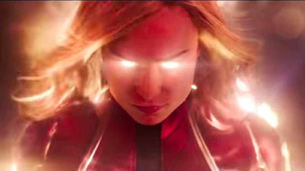 """#Video Nuevo tráiler de """"Captain Marvel"""" - Nuevo tráiler captain marvel"""