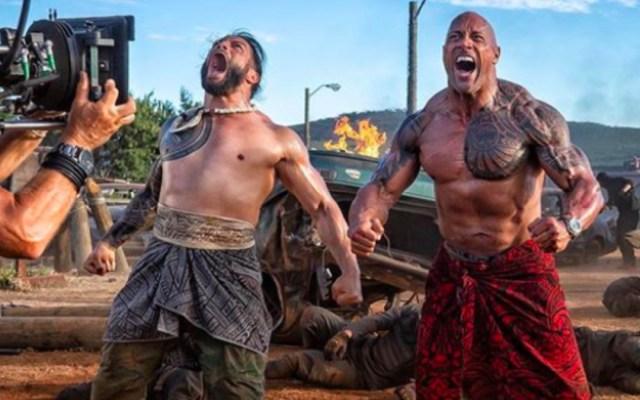 Roman Reigns aparecerá en spinoff de 'Rápido y Furioso' - roman reings película fast and furious